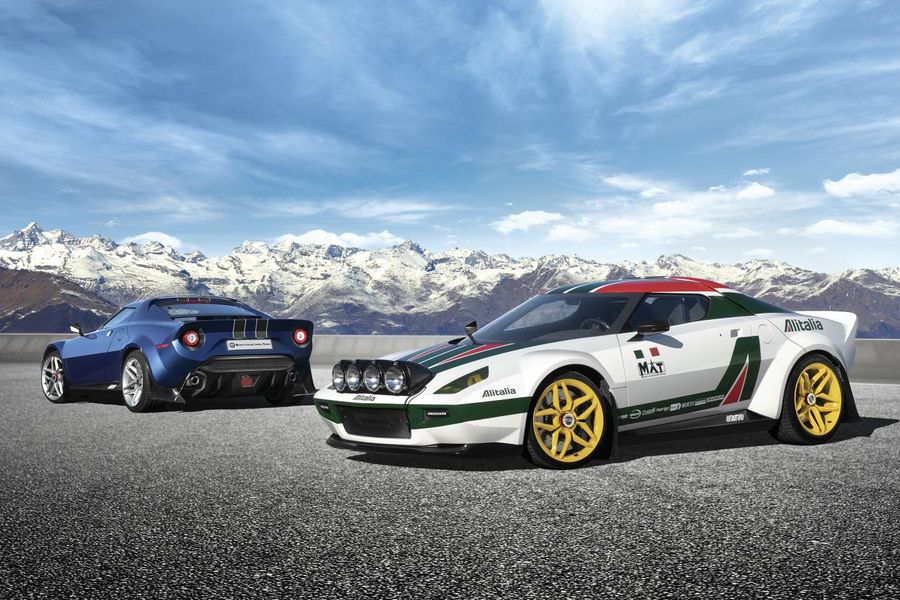 Manifattura Automobili Torino to launch new Stratos at Salon Privé