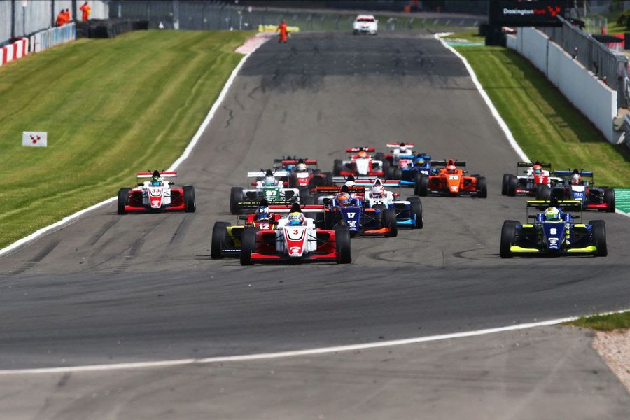 Revised provisional 2020 calendar for British F3
