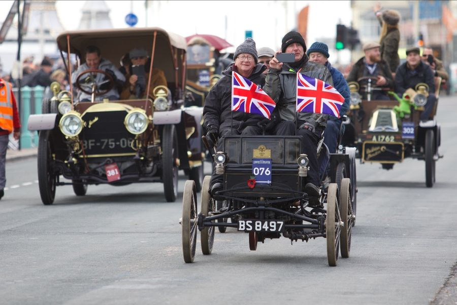 London to Brighton Veteran Car Run plans to be announced in July