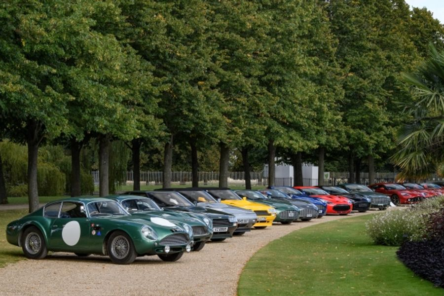 Concours of Elegance to go ahead in the gardens of Hampton Court Palace
