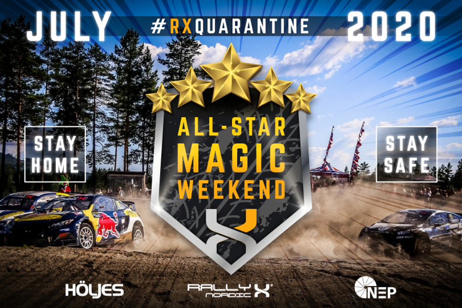 Neuville and reigning World Champion Hansen join 'All-Star' RX