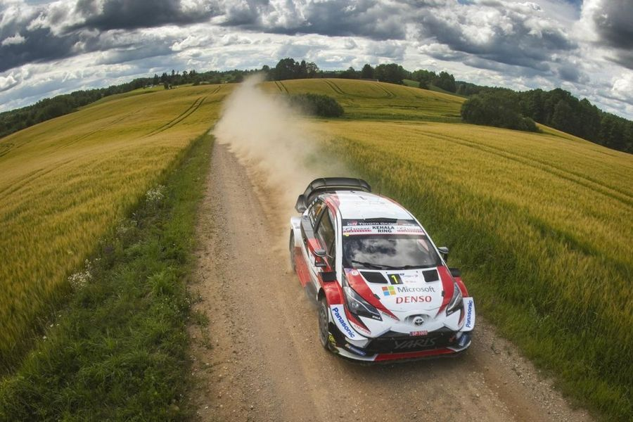 Estonia to host WRC restart in September