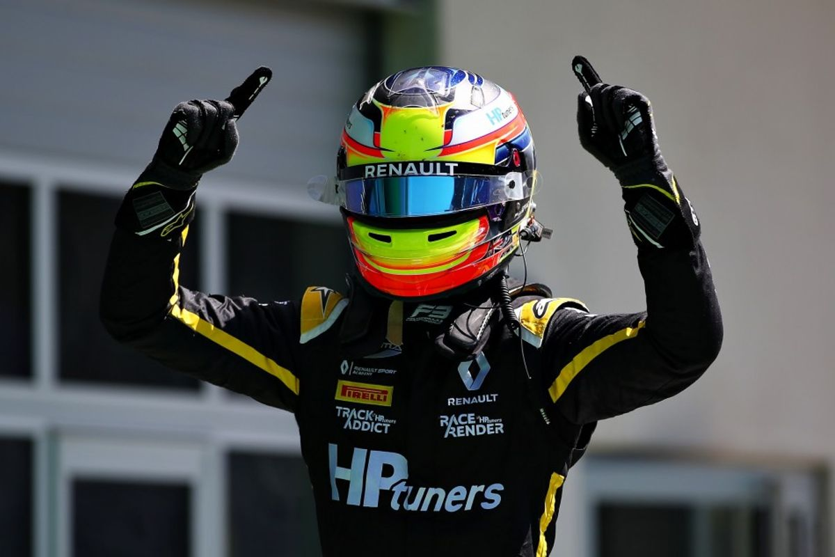 Piastri and Sargeant score PREMA 1-2 in F3 Race of Austria 1