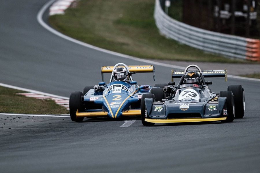 Strong entry for Historic Formula 3 European Cup at Zandvoort