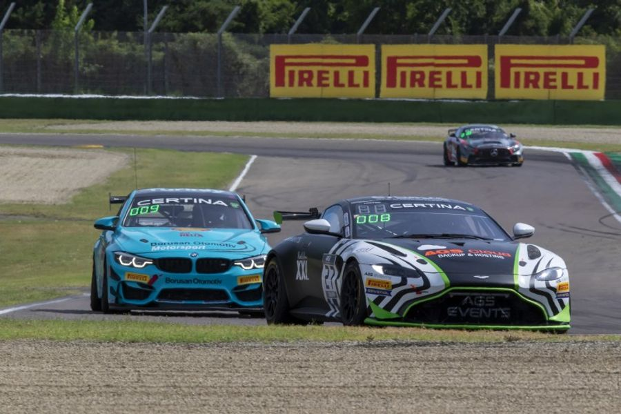 19-car grid for Misano GT4 European Series