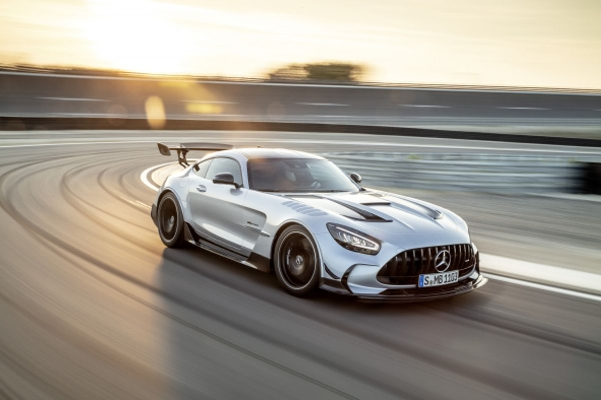 Limited edition Mercedes-AMG GT Black Series now on sale @ £335,000