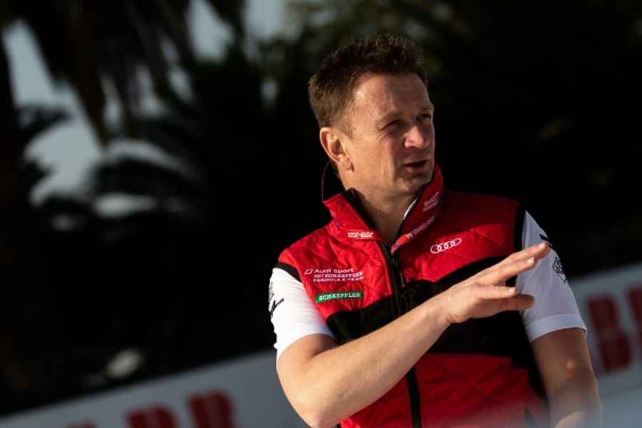 Allan McNish on the future direction of motorsport