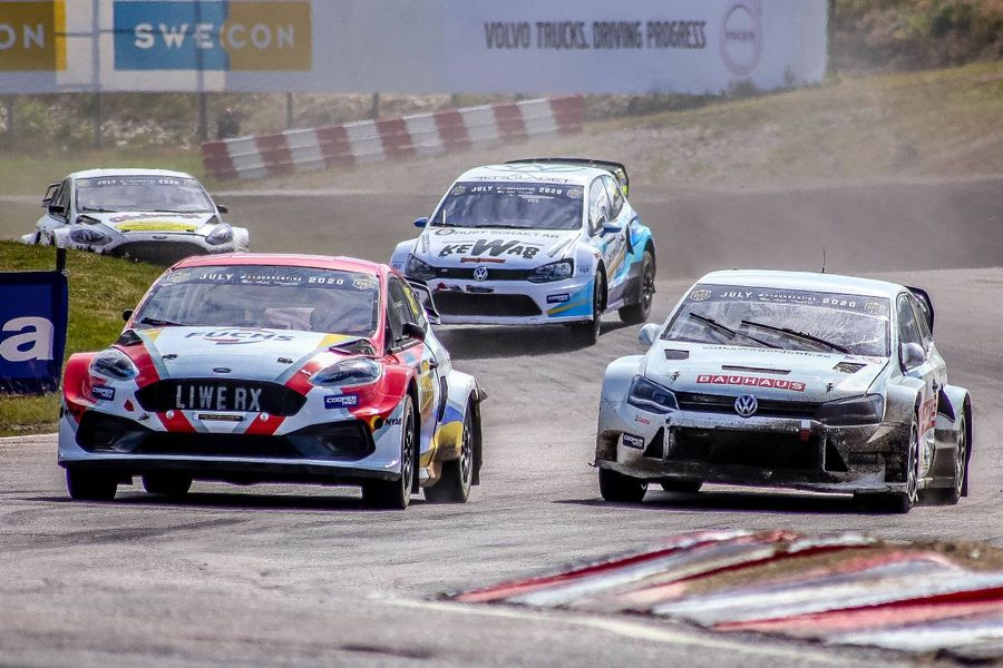 RallyX Nordic battle resumes at Arvika
