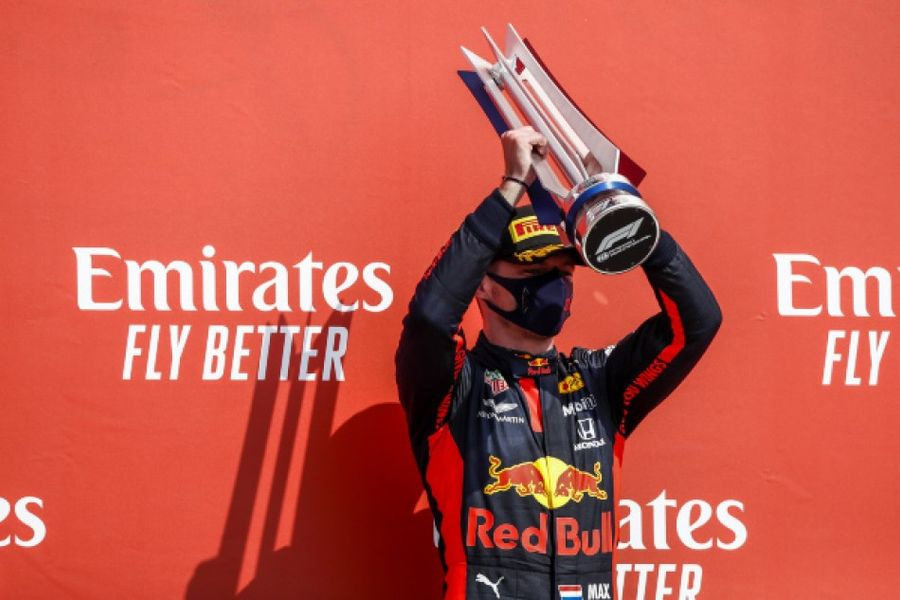 Verstappen takes 70th Anniversary Grand Prix victory at Silverstone