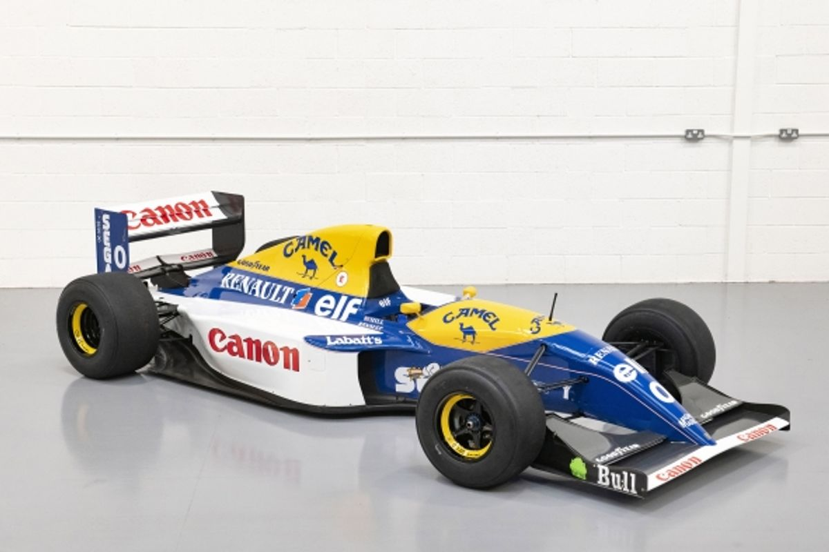 F1 cars head for Concours of Elegance to celebrate F1's 70th birthday