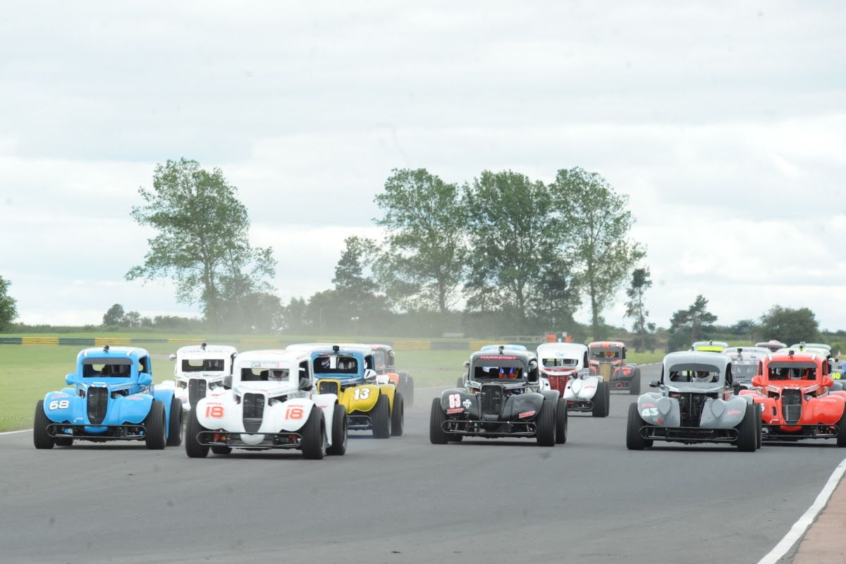 Donington Park National Circuit to welcome Legends this weekend