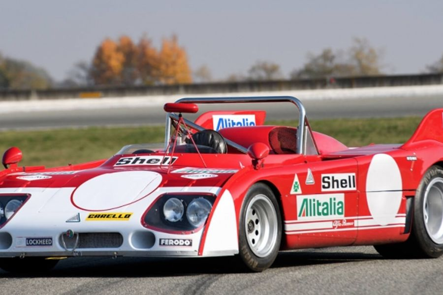 Ex-works Alfa Romeo Tipo 33s to headline new class at Salon Privé