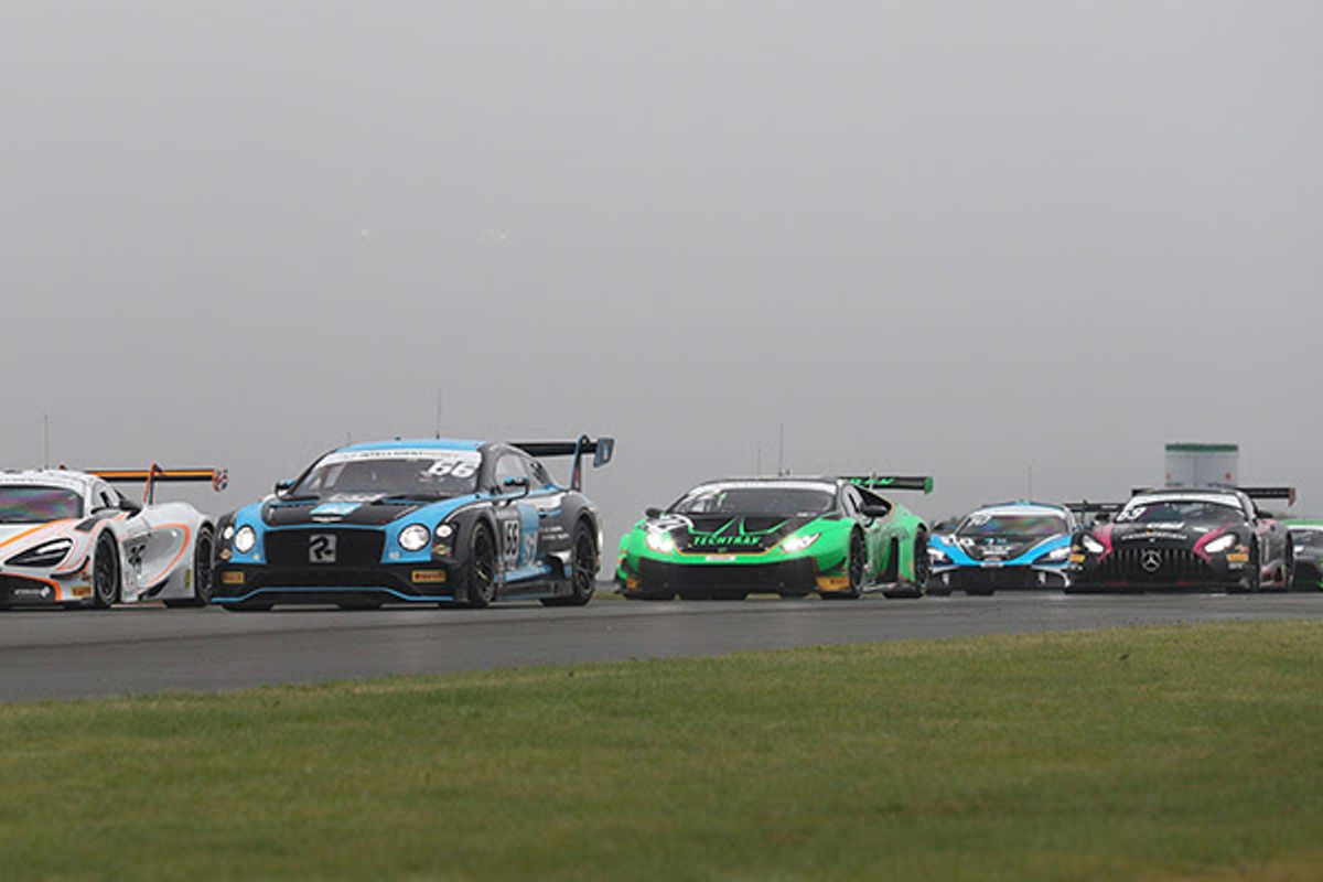 British GT Championship heads to Brands Hatch