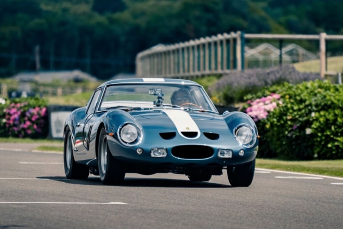 Ferrari 250 GTO headlines Prancing Horse Legends at Concours of Elegance