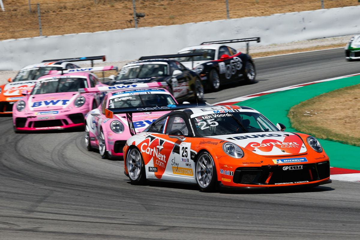 Tension rises in the duel for the Porsche Supercup title