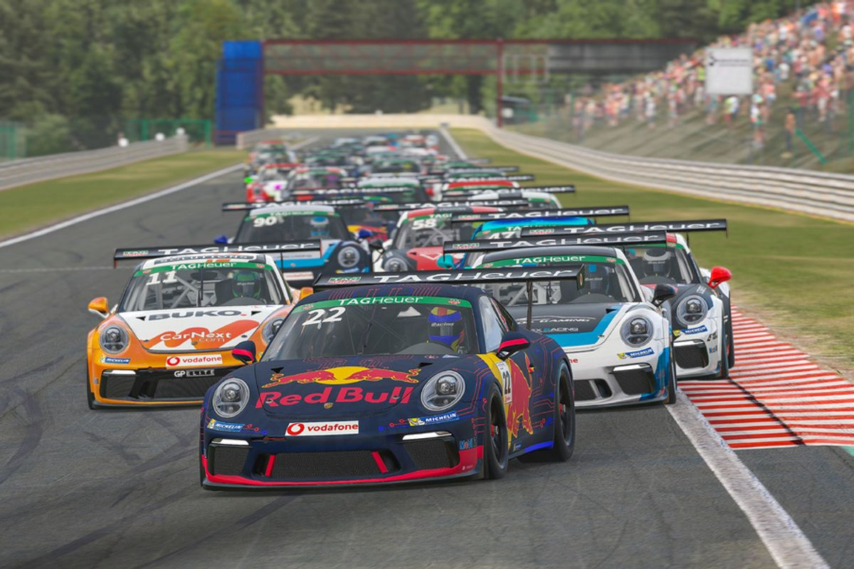 Sebastian Job extends championship lead with double Spa Supercup victory