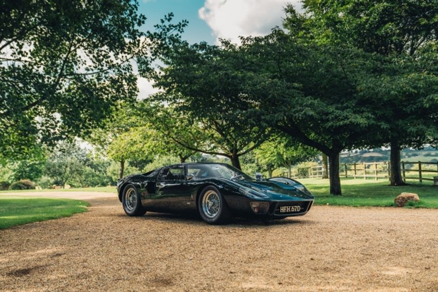 Iconic road and track models confirmed for Salon Prive Concours d'Elégance