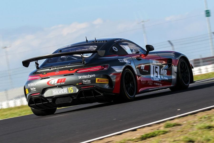 NM Racing claims second GT4 European season win at the Nürburgring