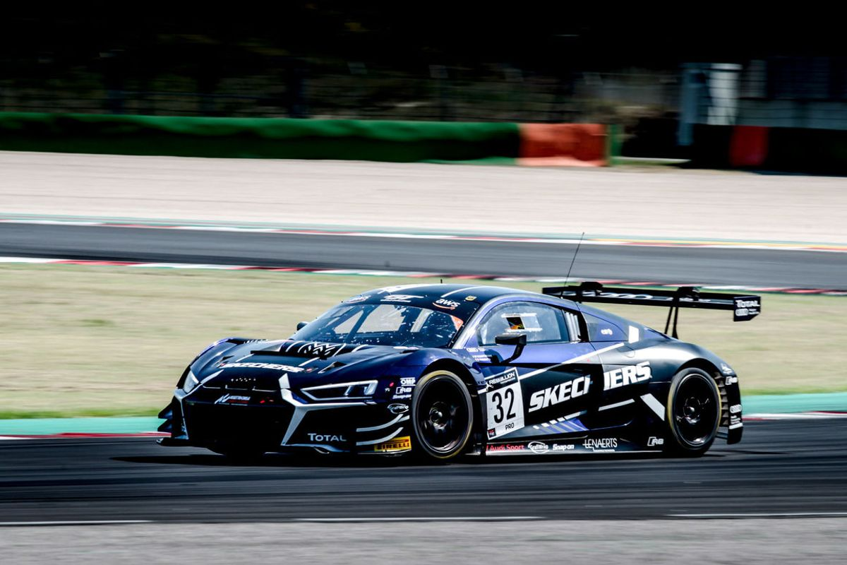 GT World Challenge Europe Sprint Cup heads for Magny-Cours