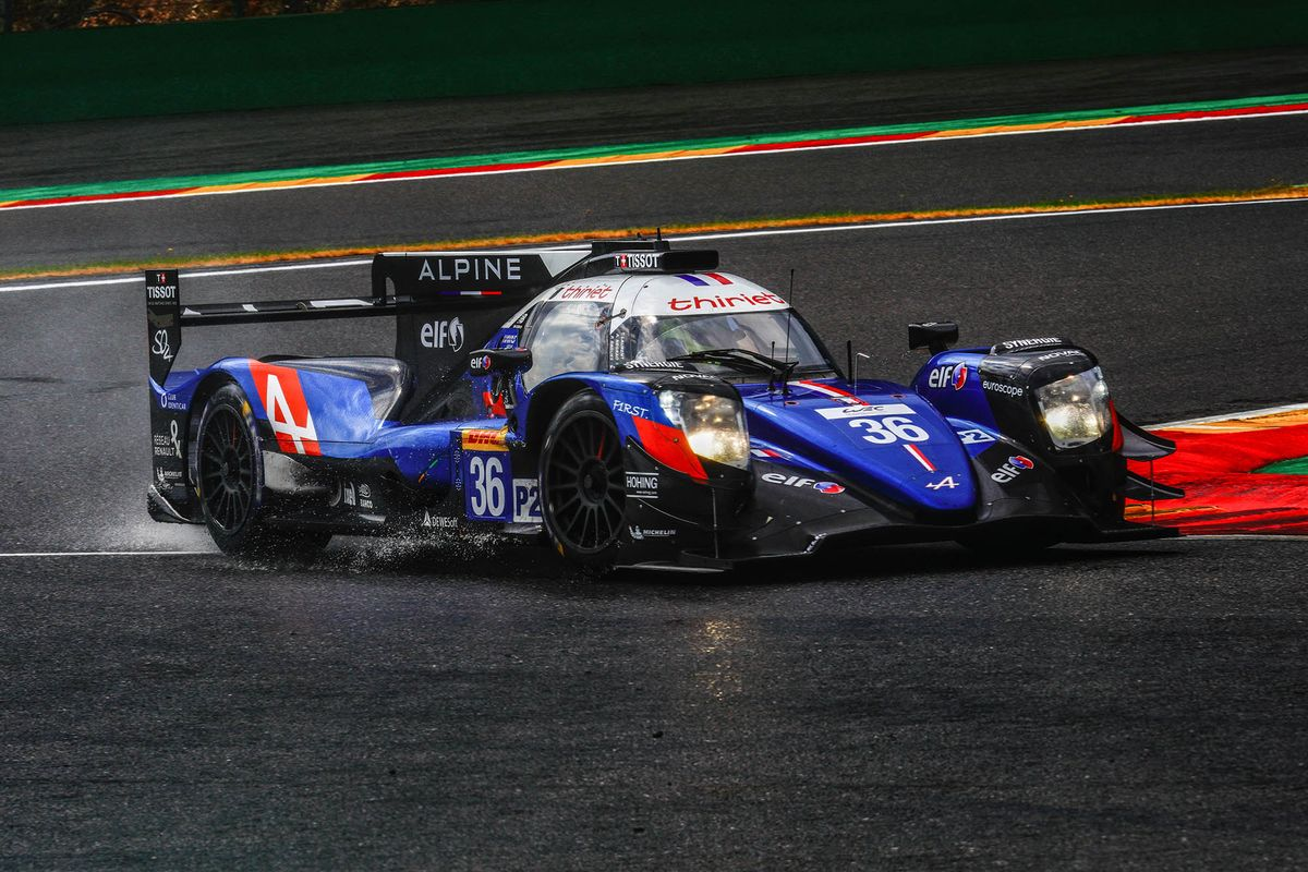 Alpine Endurance Team Goes LMP1 in 2021