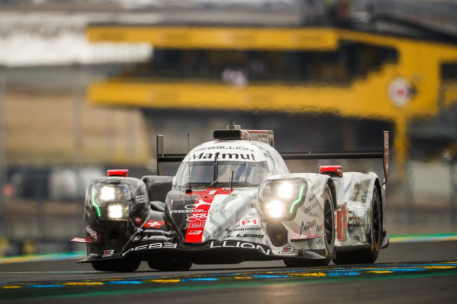 Le Mans 24hr : One hour into the race