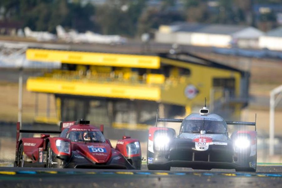 Toyota wins  24 Hours of Le Mans to claim a third win in succession, results