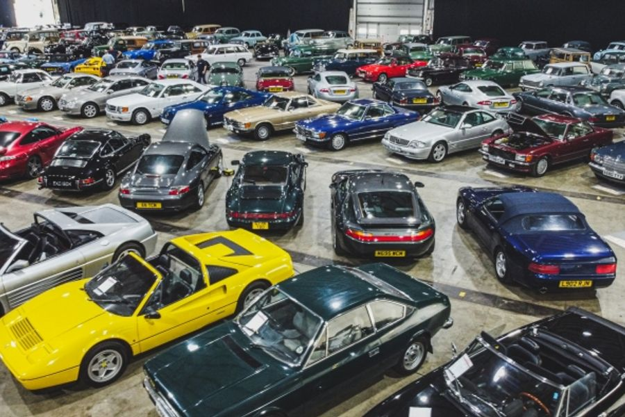 Classic Car Auctions notch up £3.2million in sales