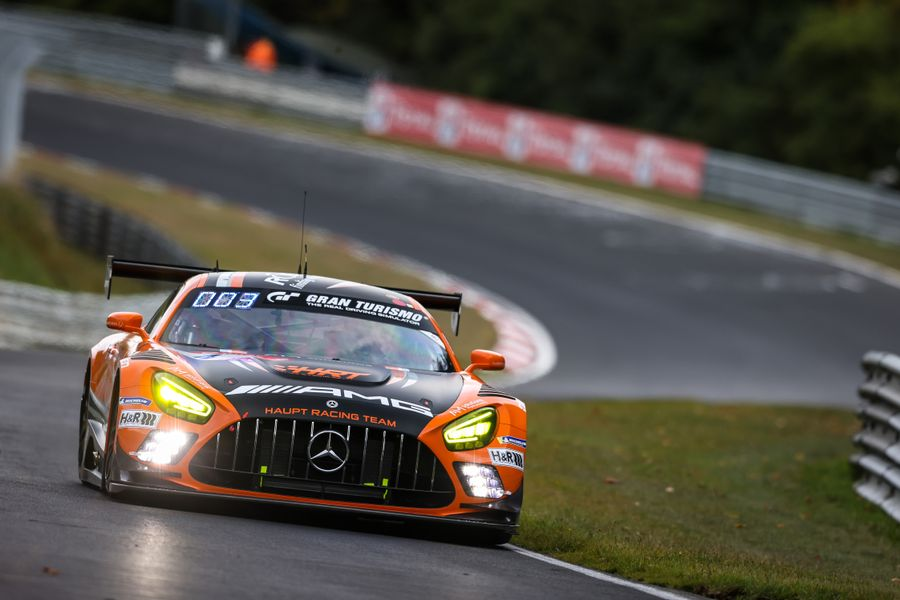 Christodoulou tackles Nürburgring 24hrs with Mercedes-AMG Team HRT