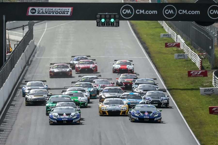 Costa, Altoè clinch maiden Sprint Cup win for Emil Frey at Zandvoort