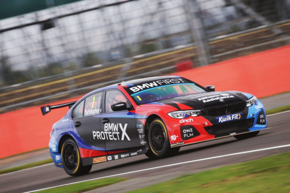 Turkington wins Silverstone BTCC race 2