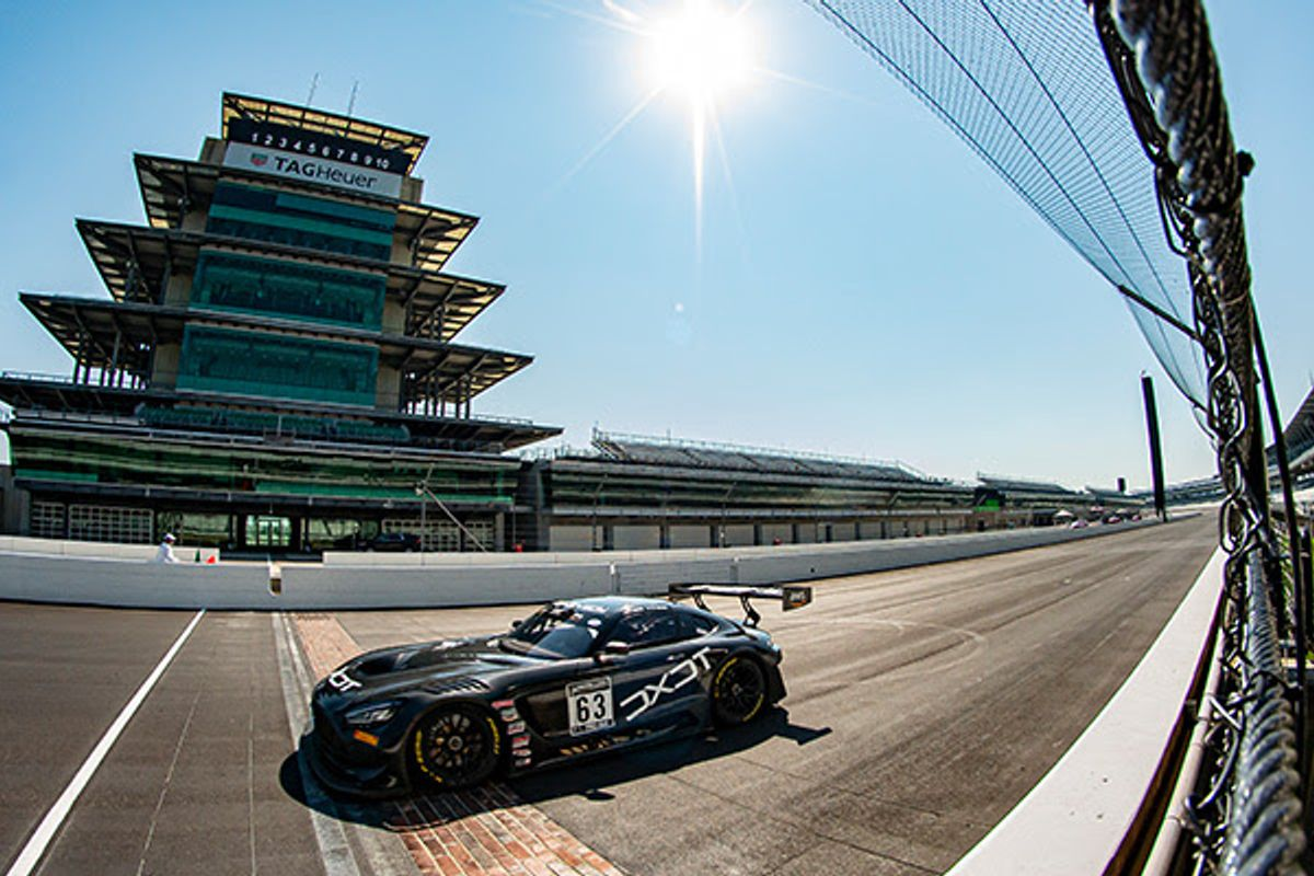 Intercontinental GT Challenge set for inaugural Indianapolis 8 Hour