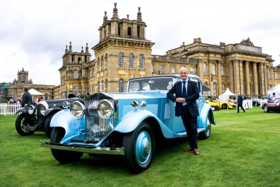 Record breaking Salon Privé at Blenheim Palace