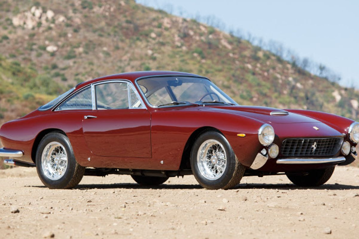 1964 Ferrari 250 GT Lusso at Gooding's Geared Online auction