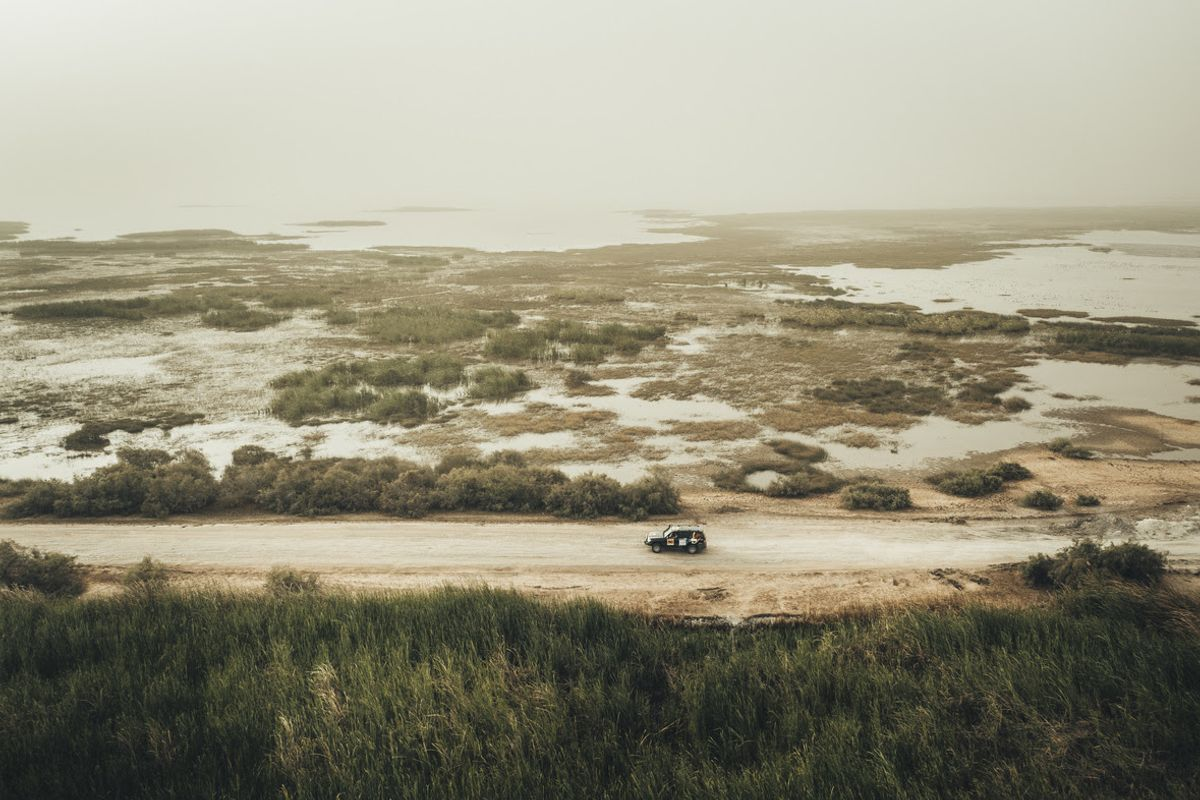 AFRICA ECO RACE: recce team travel to Senegal and Mauritania