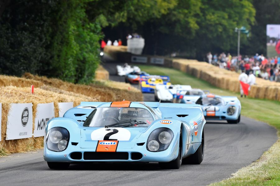 Goodwood SpeedWeek to host world-class celebratory demonstrations
