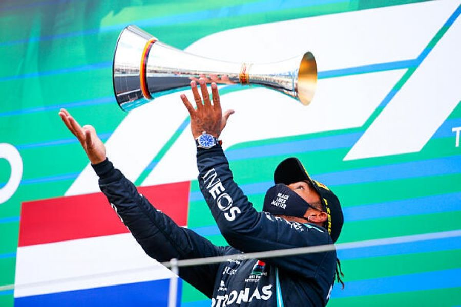 Hamilton wins Eifel Grand Prix, his 91st F1 victory