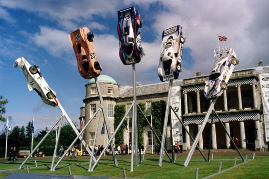 Goodwood SpeedWeek confirms Kevin McCloud, Twiggy and Richard Petty