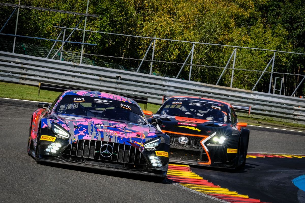 Class battles for victory at 2020 Total 24 Hours of Spa
