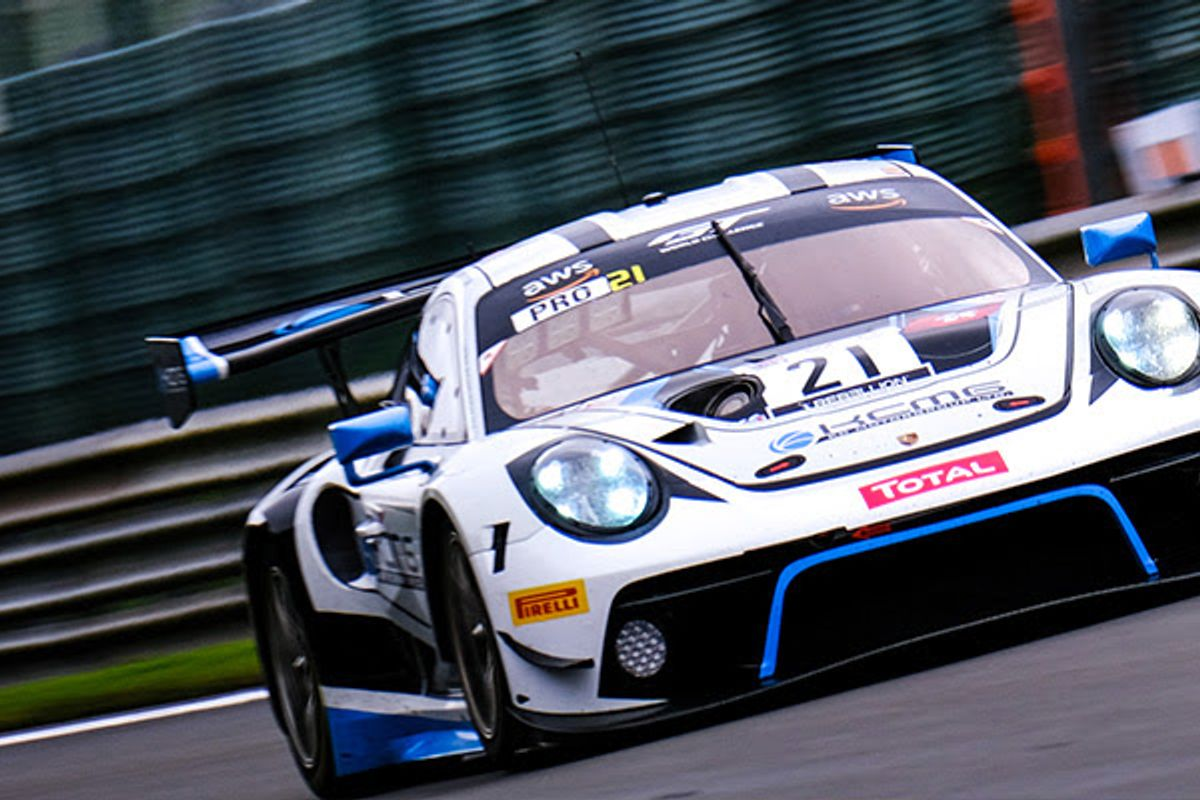 24 Hrs of Spa poised for epic Intercontinental GT Challenge battle