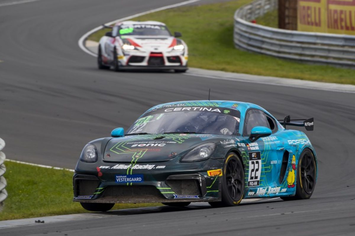 Titles on the line GT4 European Series heads to Spa