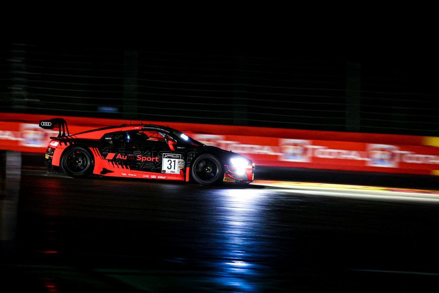 Audi Sport Team WRT leads the charge to Spa 24hr Super Pole