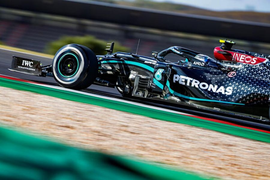 Bottas quickest in both Portuguese Grand Prix practice sessions