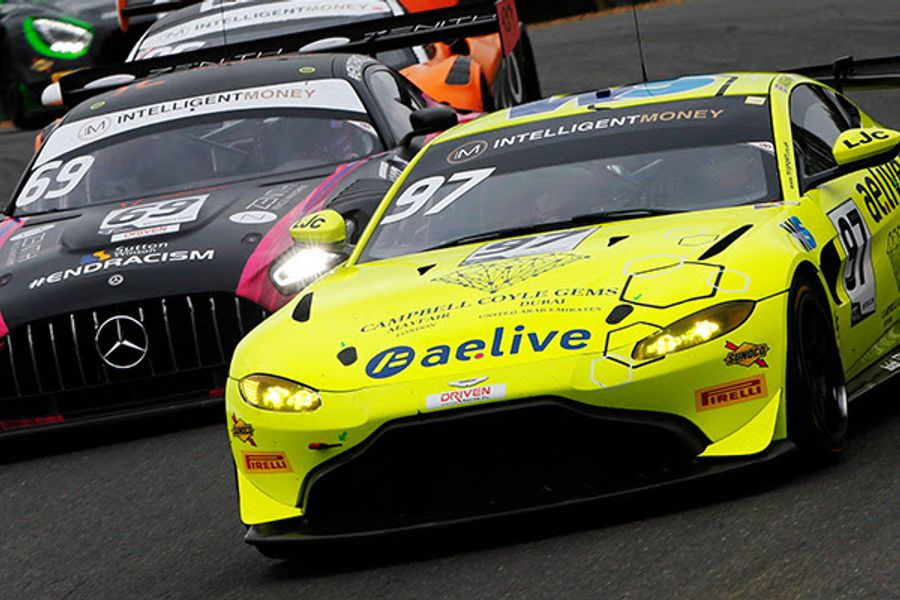 Bumper 38-car entry assembled for British GT's Silverstone showdown
