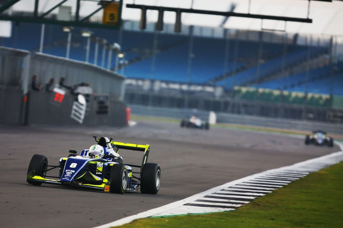 Frederick wins Silverstone F3 but title race goes to the wire