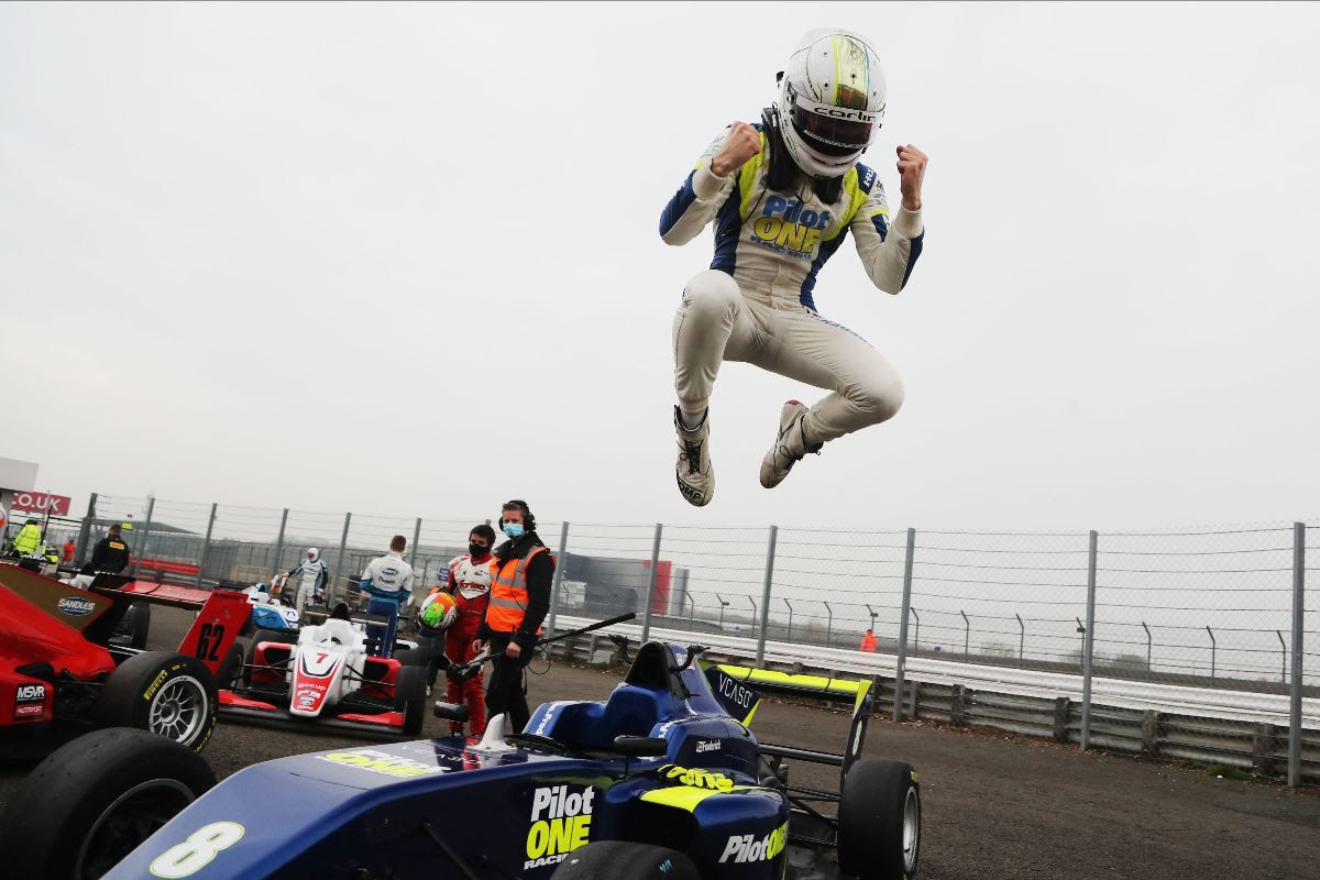Frederick seals BRDC British F3 title