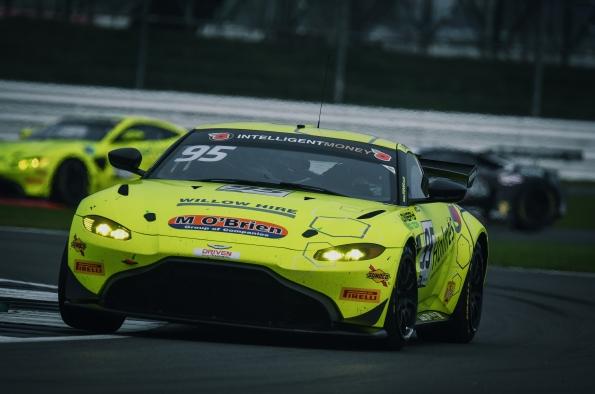 Aston Martin Vantage Storms To Three 2020 British Gt4 Titles Motorsport News Racecar Creative Digital Solutions