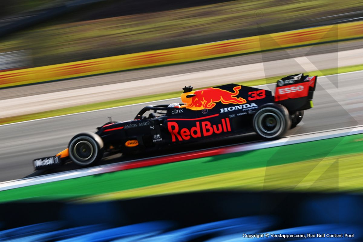 Max Verstappen tops slippery opening practice at Istanbul