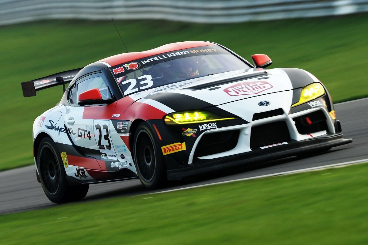 Speedworks to expand British GT effort with two-car programme