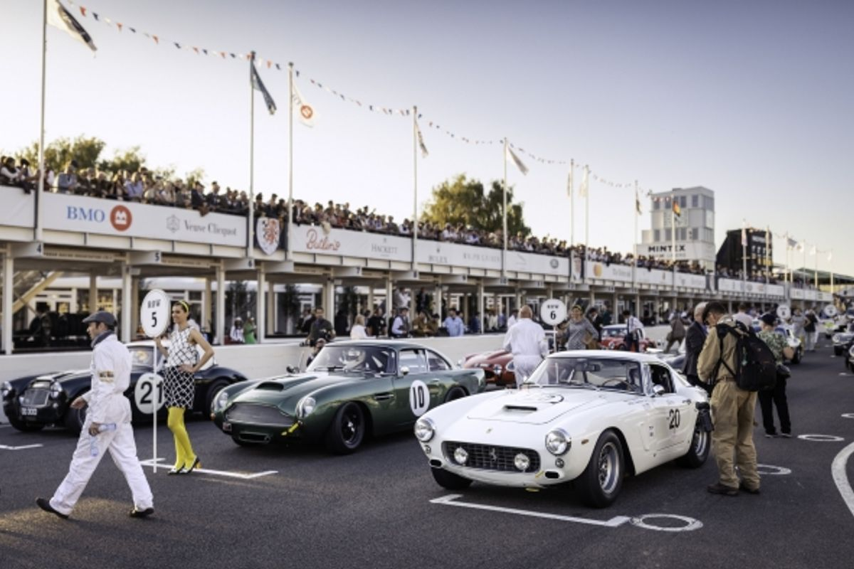 Goodwood's world-famous motorsport events back for 2021