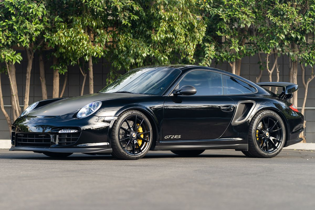 Most Powerful Porsche 997-Generation Model 911 at Gooding's Geared Online